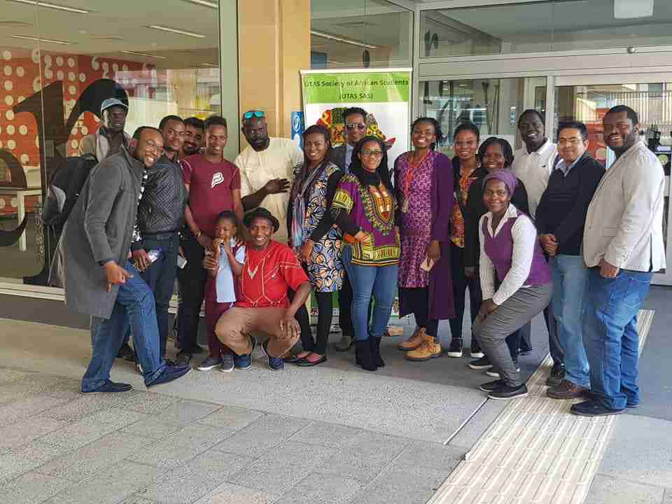 African- Society Of African Students